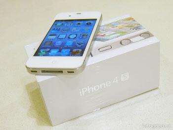 SIMロックフリー iPhone 4S