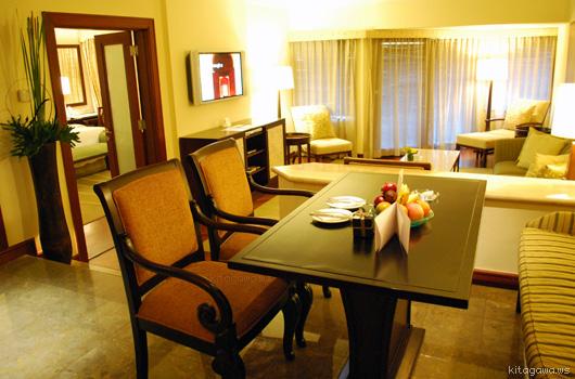 エグゼクティブスイート@ザ ラグーナ・リゾート&スパ・ヌサドゥアバリ