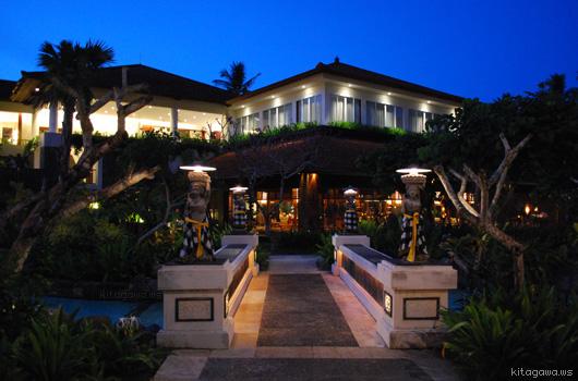 バリ島ホテル ザラグーナ ヌサドゥア 宿泊記