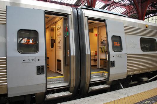 デンマーク スウェーデン 国際列車