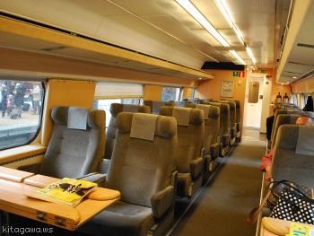 SJ高速鉄道X2000