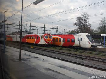北欧の鉄道