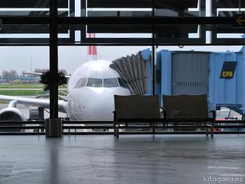デンマークへの行き方 飛行機