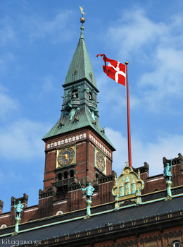 北欧デンマーク旅行記 コペンハーゲン見所