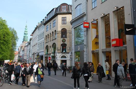 コペンハーゲンの見所