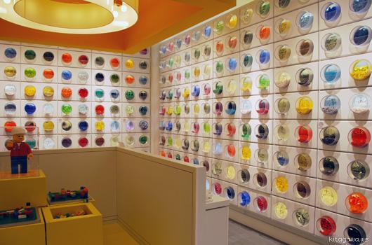 レゴの量り売り LEGOのつかみ取り