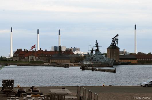 コペンハーゲン港