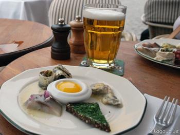 ニューハウンス・フェルゲクロ Nyhavns Fargekro デンマーク料理おすすめレストラン