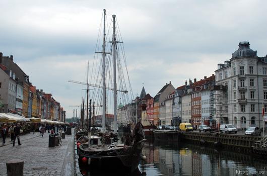 ニューハウン Nyhavn
