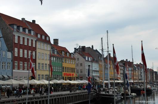 コペンハーゲン ニューハウン