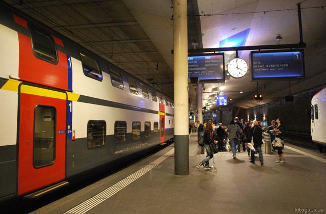 ベルン中央駅 Bern Hauptbahnhof