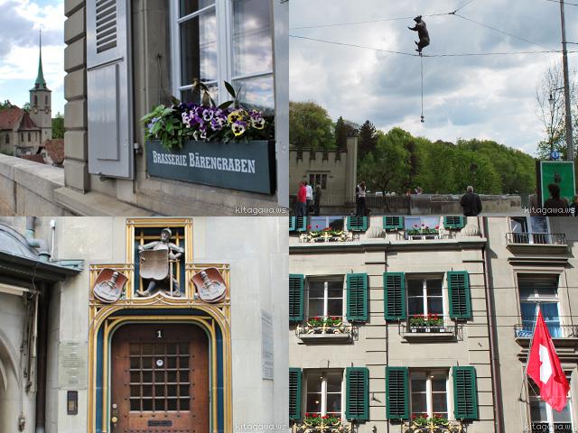 スイス旅行記 ベルンの見所