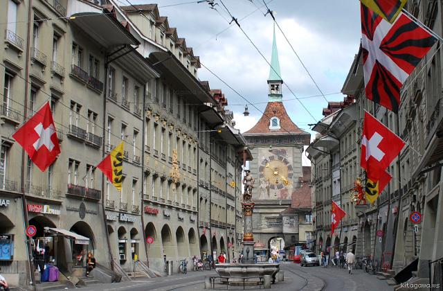 ベルン 時計塔 Zeitglockenturm Bern