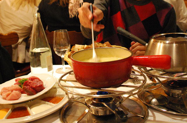 スイス料理レストランSWISS CHUCHI ...