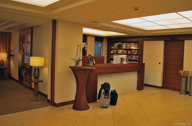 シェラトン チューリッヒ・ノイエスシュロス ホテル Sheraton Zurich Neues Schloss Hotel