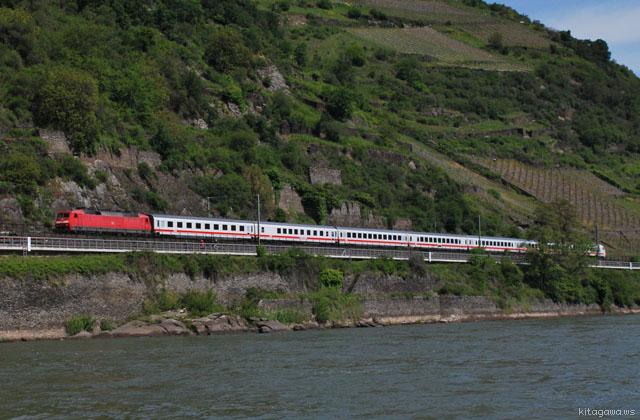 ドイツ国鉄120系 DBAG Class 120