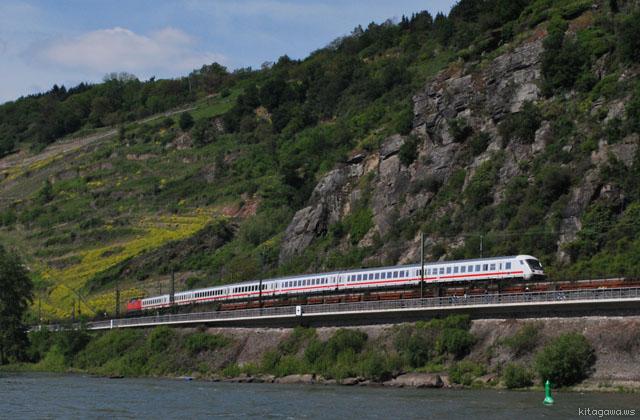 ドイツ鉄道インターシティ