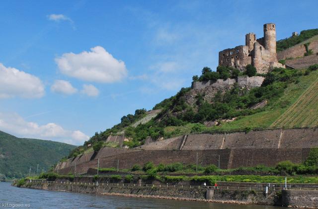 エーレンフェルス城跡 Ruine Ehrenfels