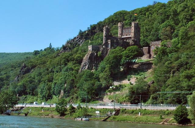 ラインシュタイン城 Burg Rheinstein