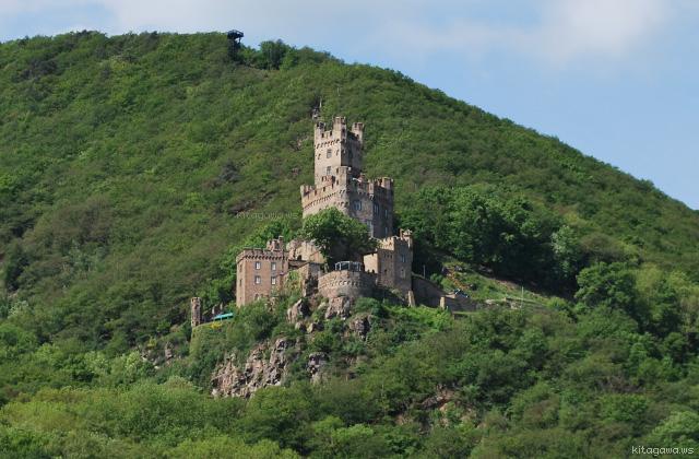 ゾーネック城 Burg Sooneck