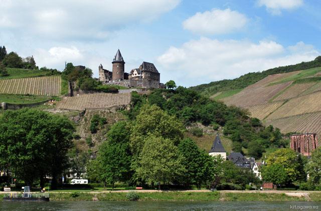 シュタールエック城 Burg Stahleck