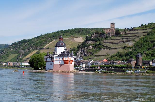 プファルツ城 Burg Pfalzgrafenstein