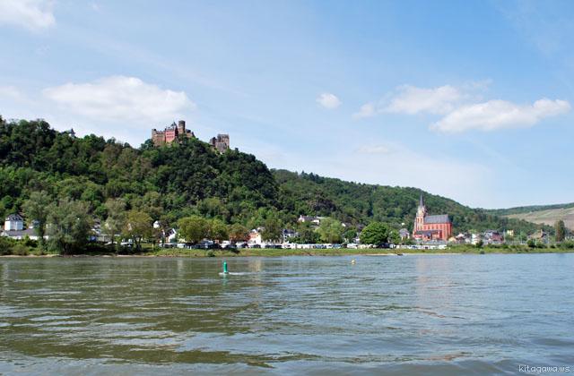 シェーンブルク城 Schönburg