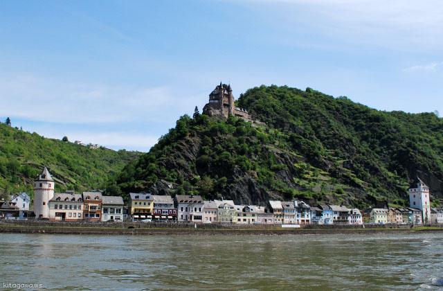 カッツ城(ねこ城) Burg Katz