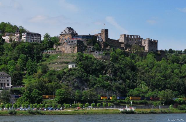 ラインフェルス城 Burg Rheinfels