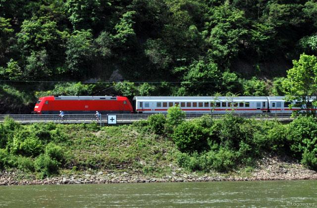 ドイツ国鉄101系 DBAG Class 101