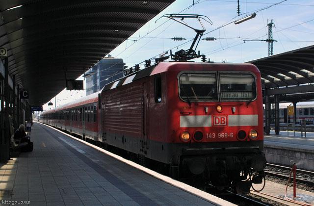 ドイツ国鉄143系 DBAG Class 143