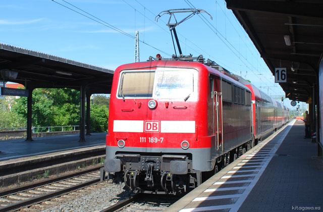 ドイツ国鉄111系 DBAG Class 111