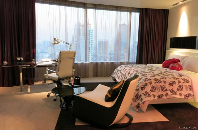 タイ Wホテルバンコク 予約