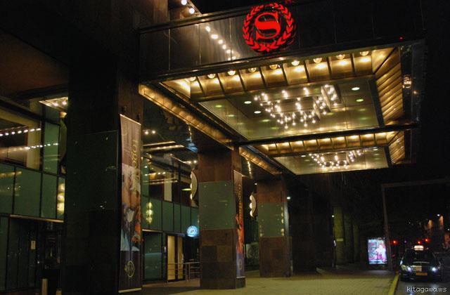 シェラトンストックホルムホテル Sheraton Stockholm Hotel