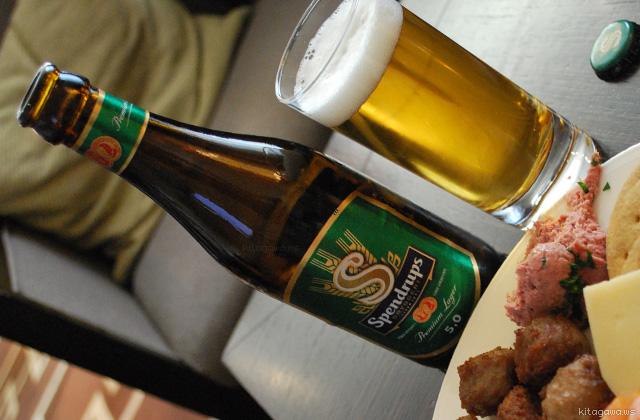 スウェーデンビール Spendrups