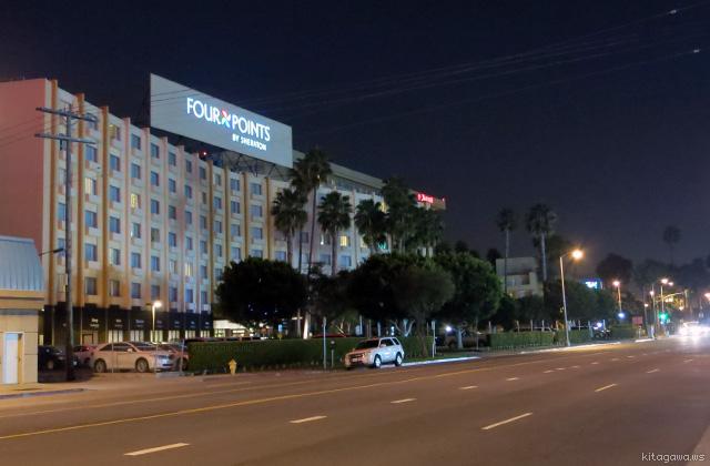 ロサンゼルス ホテル おすすめ
