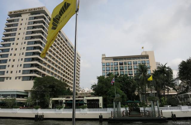 マンダリンオリエンタルバンコクホテル