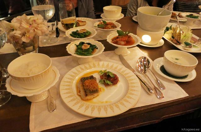タイ宮廷料理 レストラン予約
