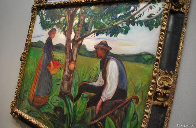 エドヴァルド・ムンク Edvard Munch