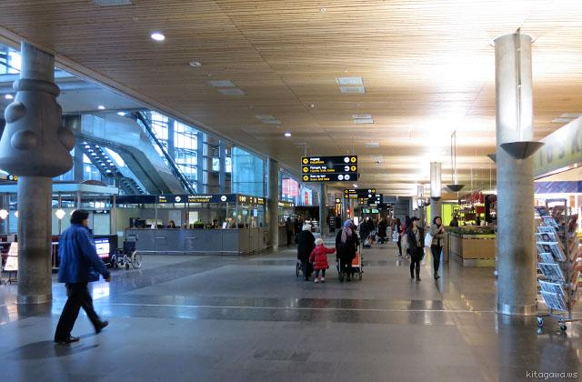 オスロ・ガーデモエン国際空港