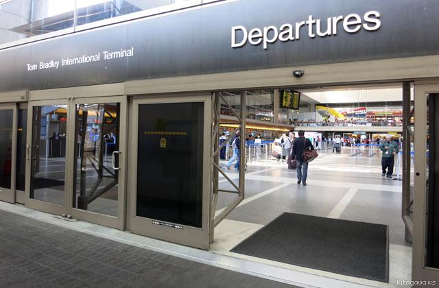 ロサンゼルス国際空港トムブラッドレー