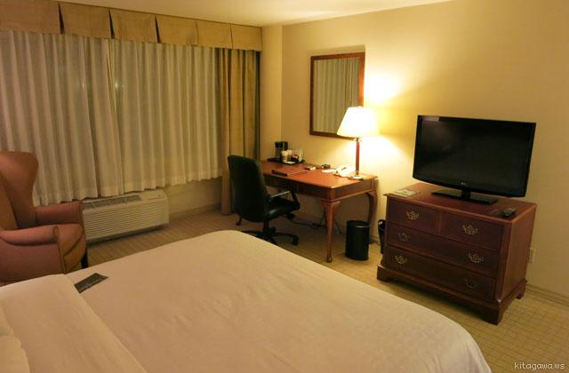 シェラトンオンタリオエアポートホテル