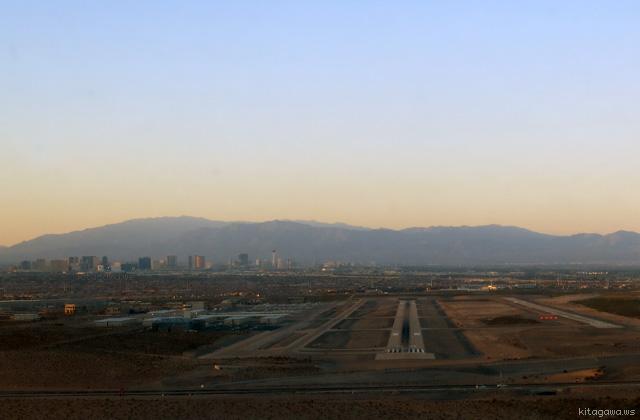 ラスベガス ヘンダーソン空港 HND