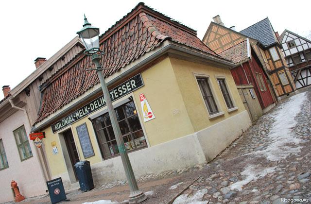 ノルウェー民族博物館