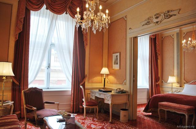 インペリアルホテルウィーン宿泊記 Hotel Imperial, Vienna