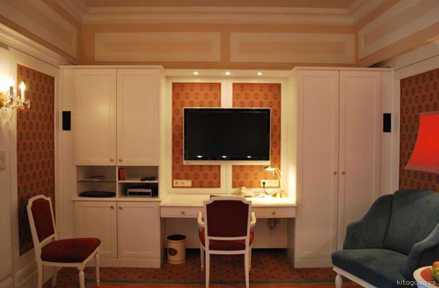 ブリストルホテル スイートルーム