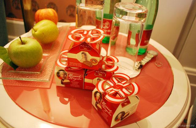 オーストリアのチョコレート