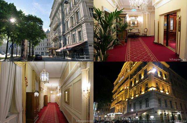 オーストリア インペリアル ホテル