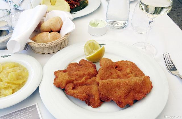 ヴィーナー・シュニッツェル Wiener Schnitzel