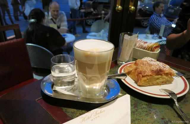 カフェ ザッハー ウィーン
